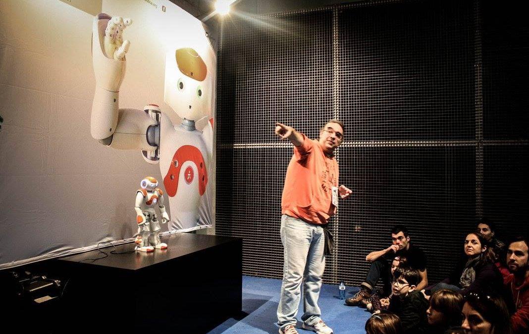 Participamos en la Barcelona Mini Maker Faire 2016