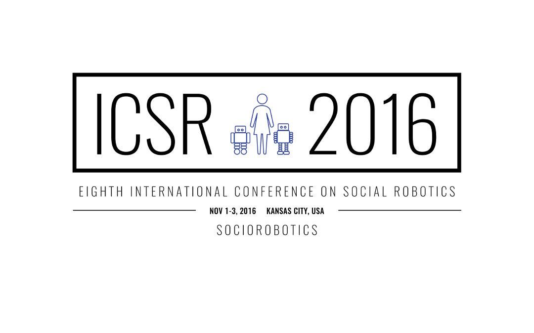El nuevo estudio del IRD ha sido aceptado en la ICSR-2016