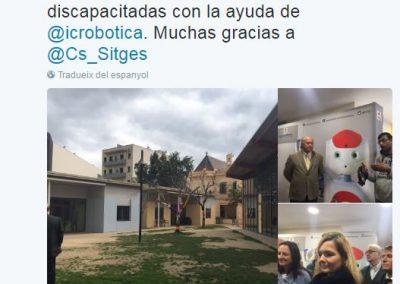 Twitter Carmen de Ribera