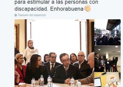 Twitter Ines Arrimadas