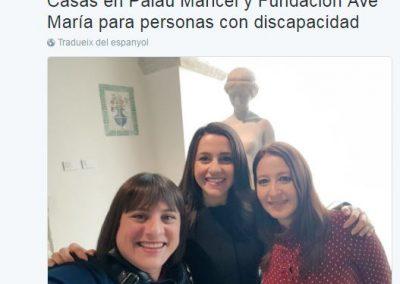 Twitter Noemi de la Sierra