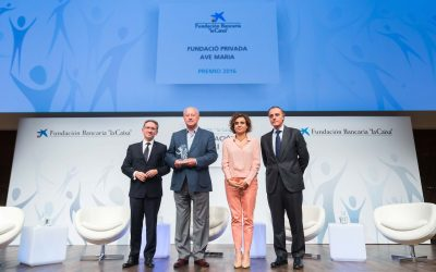"Our AutonoMe project awarded with ""la Caixa"" Social Innovation Award"