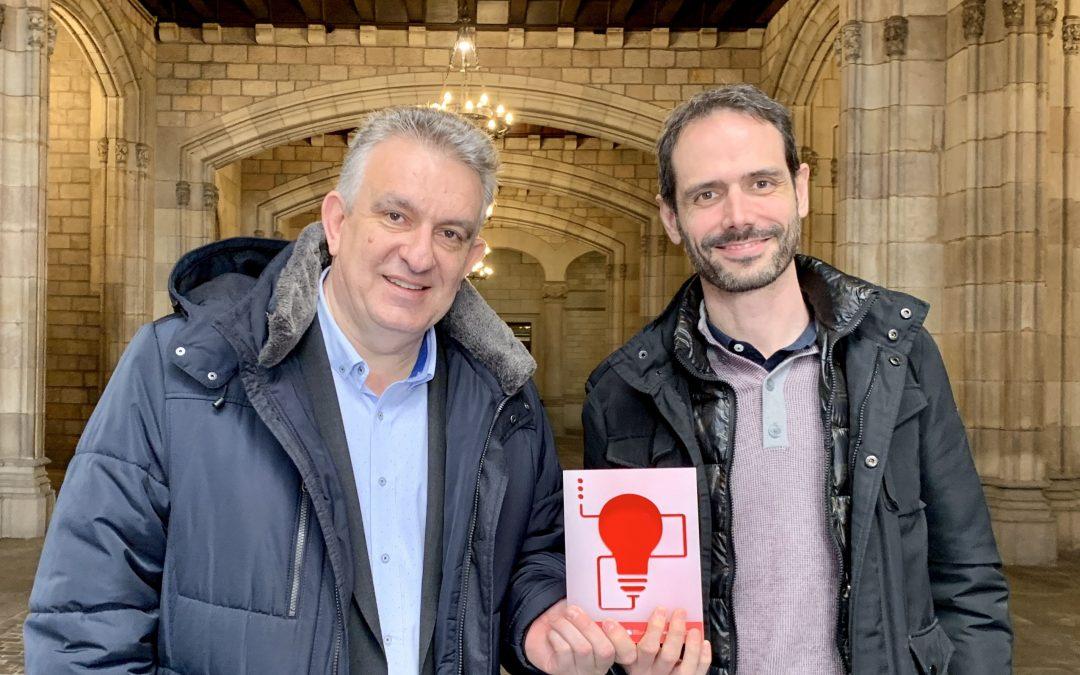 Un proyecto del IRD ganador del Reto 5G de la Mobile World Capital y el Ayuntamiento de Barcelona
